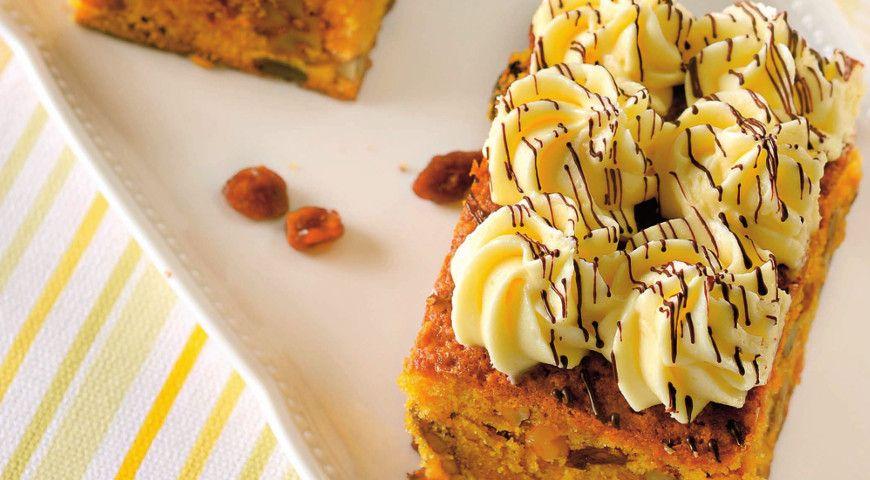 пирожное из тыквы
