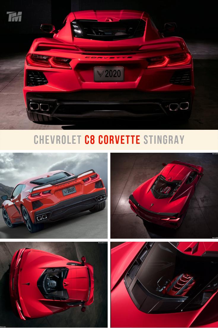 C8 Corvette Almost Had A Split Rear Window Design Corvette Chevy Corvette Corvette Stingray
