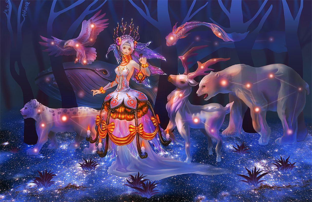 [Project Tiarella]~Parade of Stars~ by Athena-Erocith