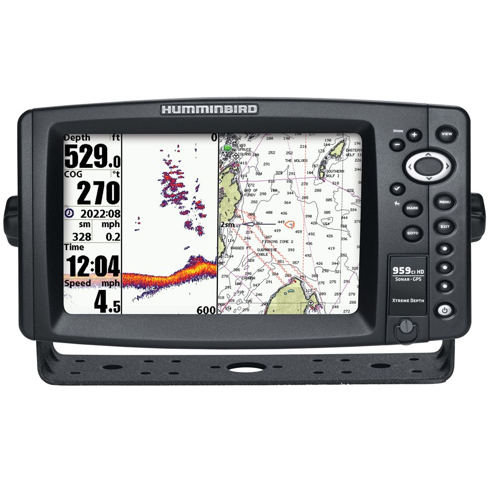 Humminbird 959ci HD XD Combo 200/50kHz TM Transducer