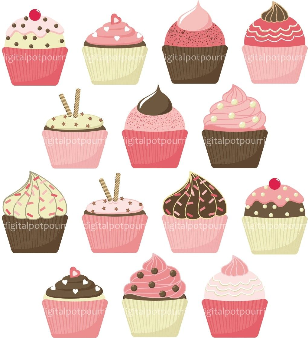 vintage cupcake wallpaper - photo #7