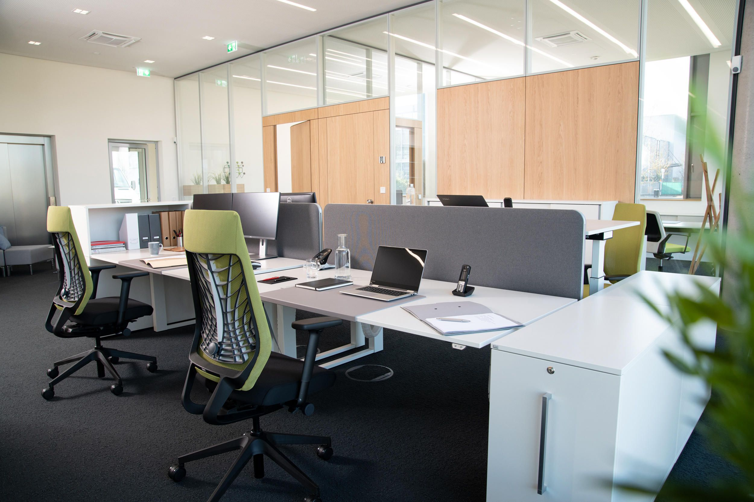 Fleischer Büromöbel Smart Move Interstuhl Now On Architonic Chair