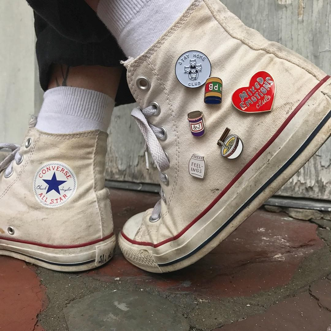 Pin na converse,my love!