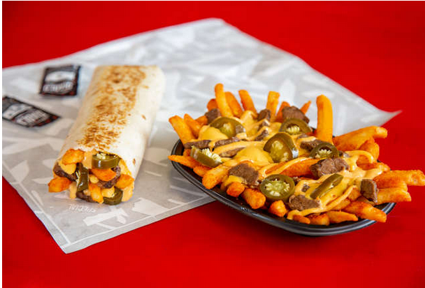Taco Bell Is Unleashing Spicy Rattlesnake Nacho Fries Your Taco Bell Order Is About To Get A Lot Spicier Following The Long A Vegan Fast Food Taco Bell Food