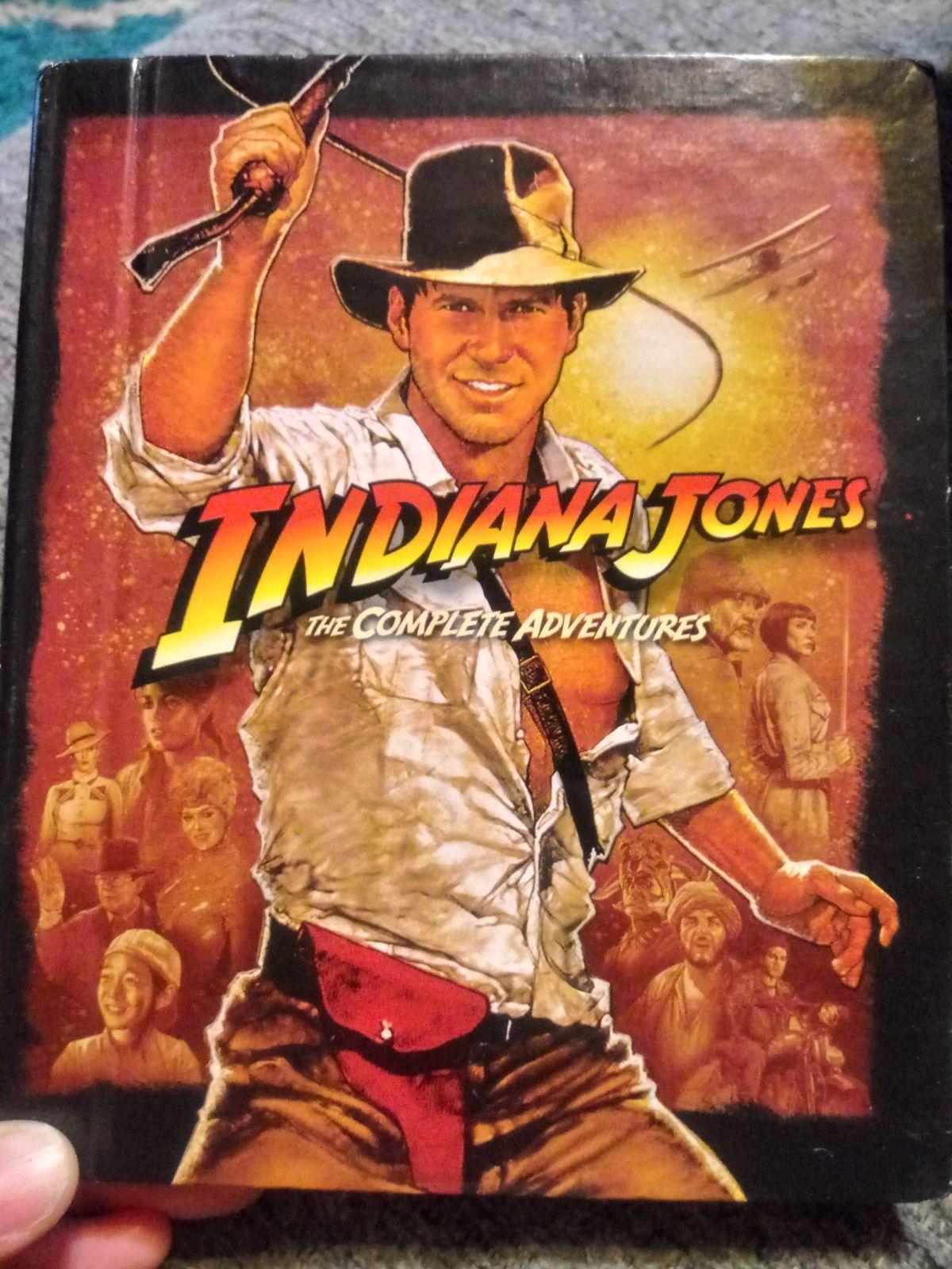 Indiana jones first 2 blu ray movies in 2020 indiana