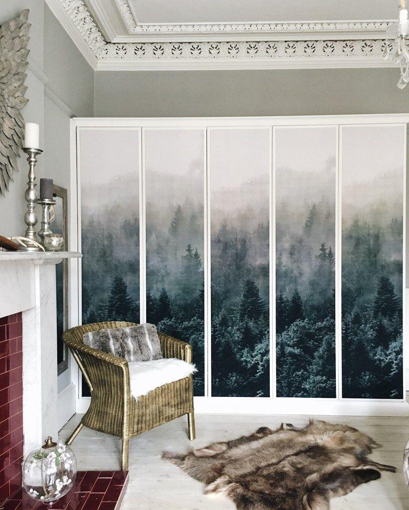 ikea pax wardrobe hack schlafzimmer ankleidezimmer und einrichtung. Black Bedroom Furniture Sets. Home Design Ideas
