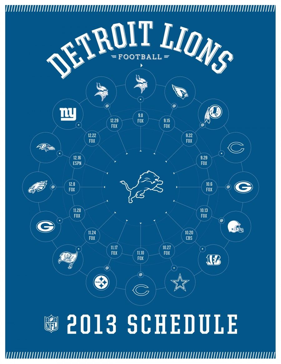 NFL Schedule Template | Triangly users | Pinterest | Schedule templates