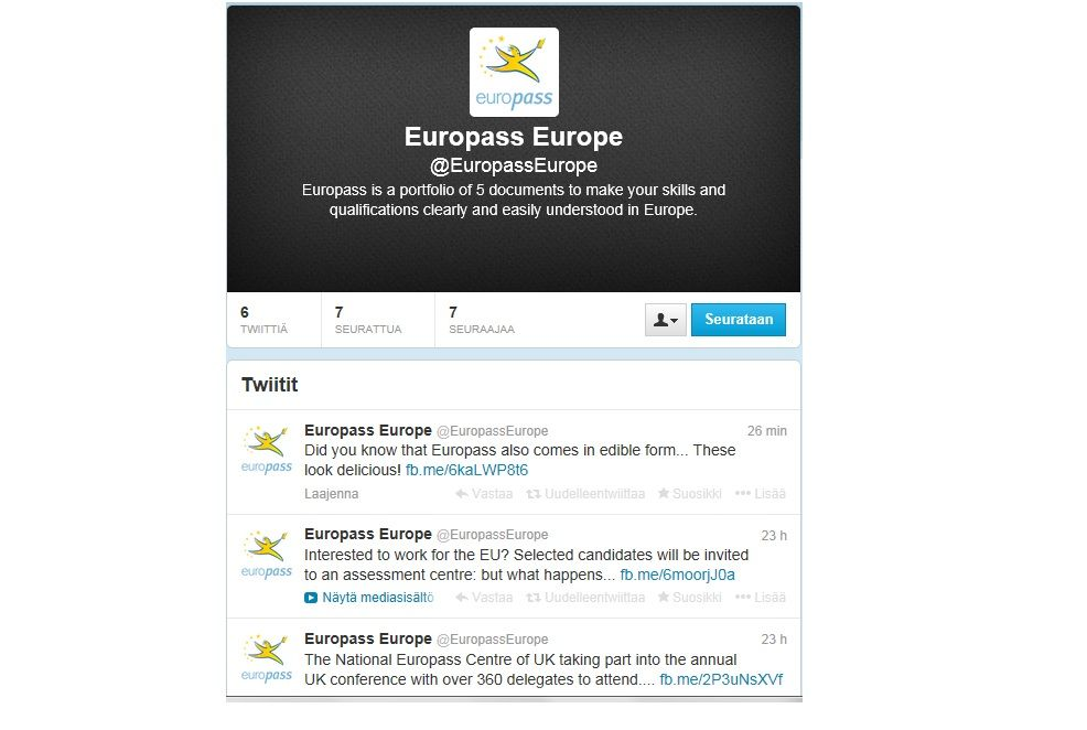 Pin by Europass for Europe on Europass Find a job