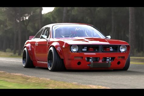 A New Beginning For Rocket Bunny? | muscle car | Pinterest | Bunny ...