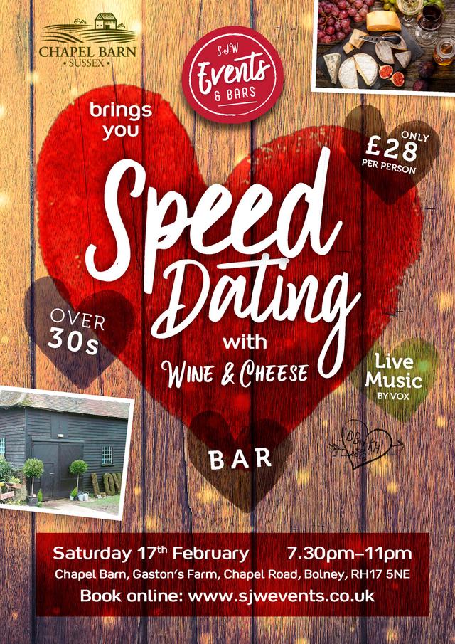 Speed Dating Wydarzenia Sussex