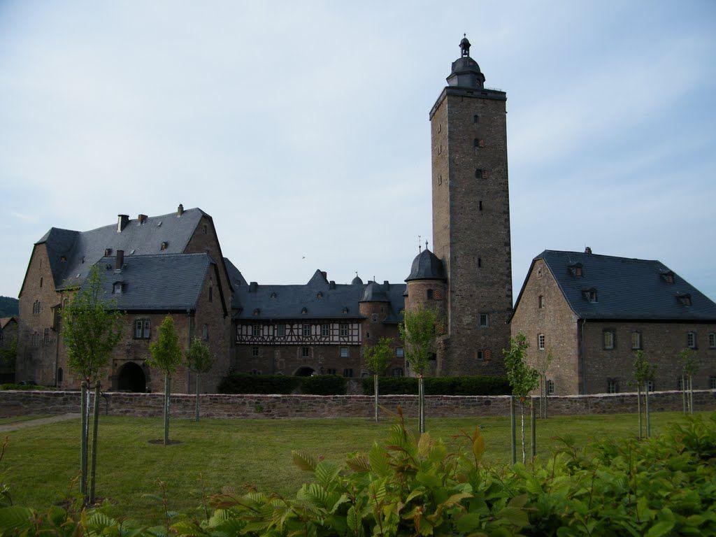 Steinau An Der Strasse Schloss Steinau