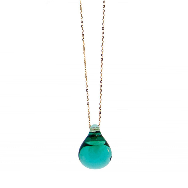 glass drop pendant