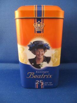 25 jarig jubileum beatrix Blikje Beatrix | Pinterest   Blikken, Blikjes en 25 jarig jubileum 25 jarig jubileum beatrix