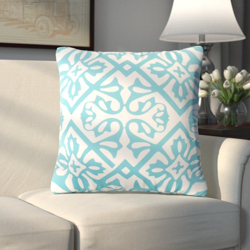Haysville Modern Moroccan Outdoor Throw Pillow In 2018 Parkyn