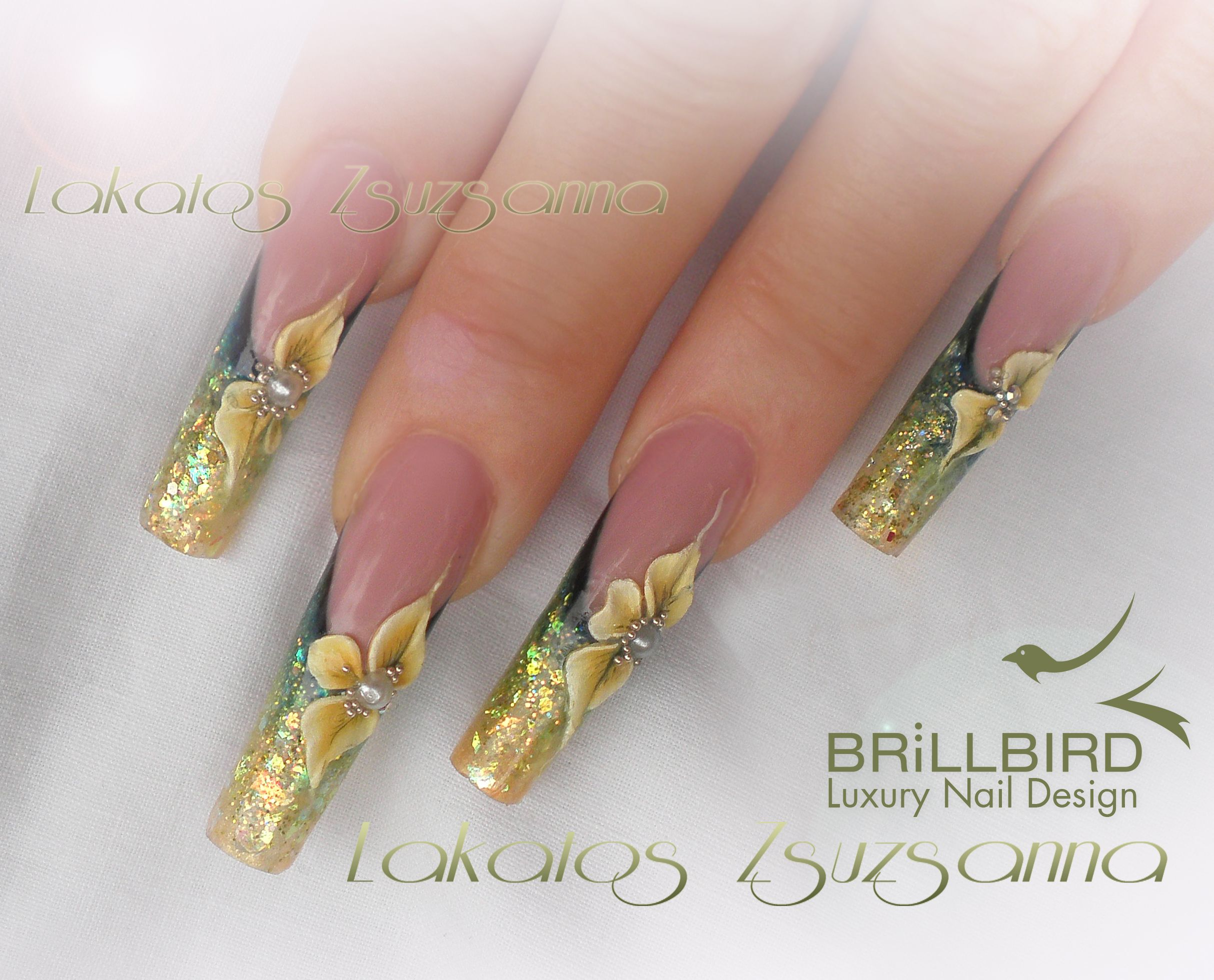91 best BrillBird images on Pinterest | Nail design, Nail art ...