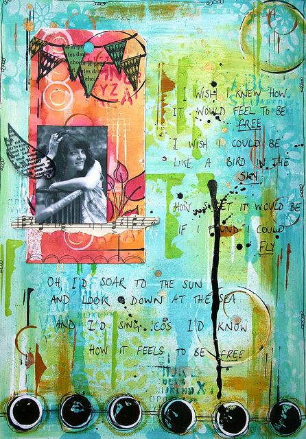 Art Journal - Free | Flickr - Photo Sharing!