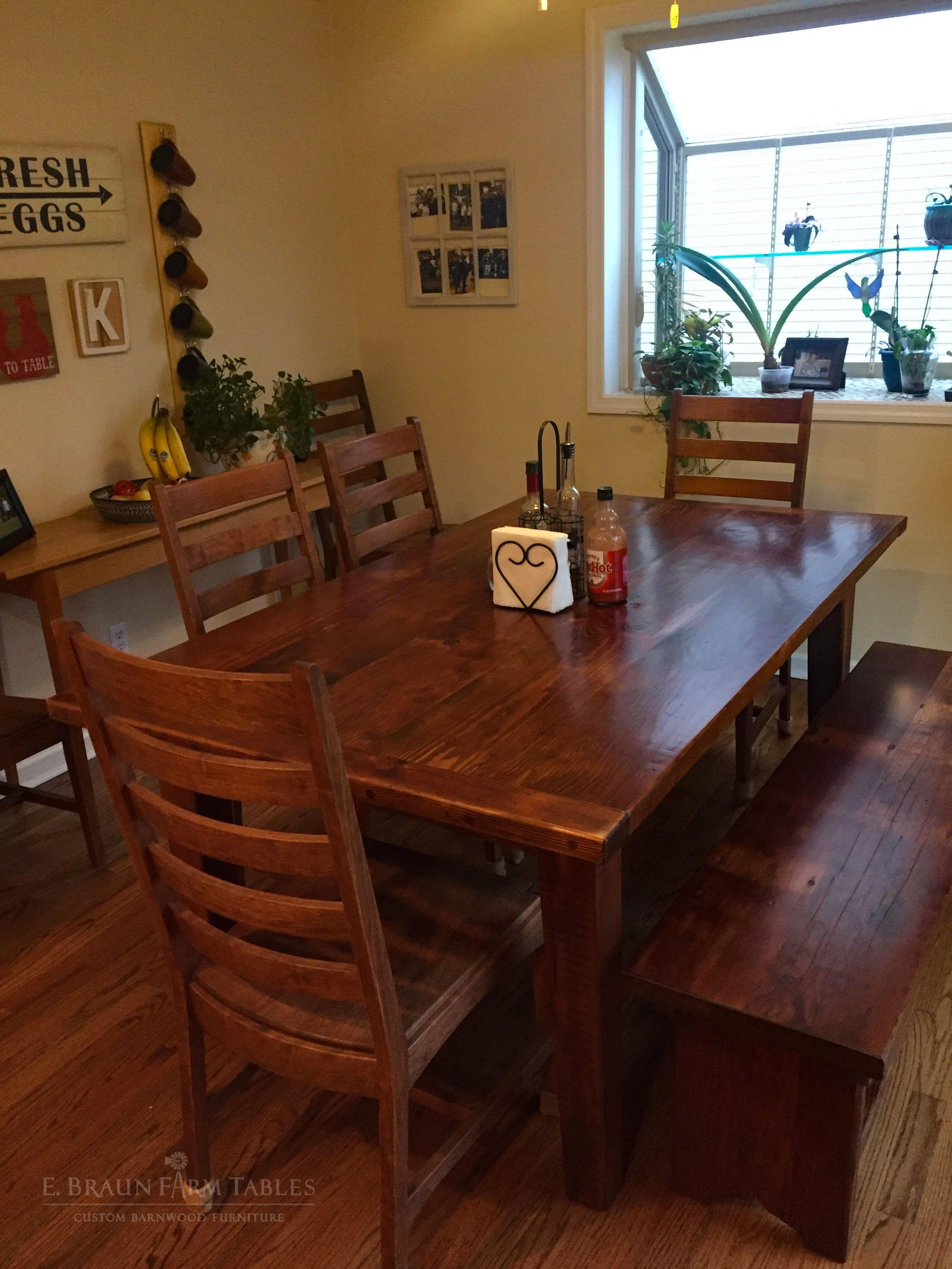 16++ Amish farmhouse table ideas