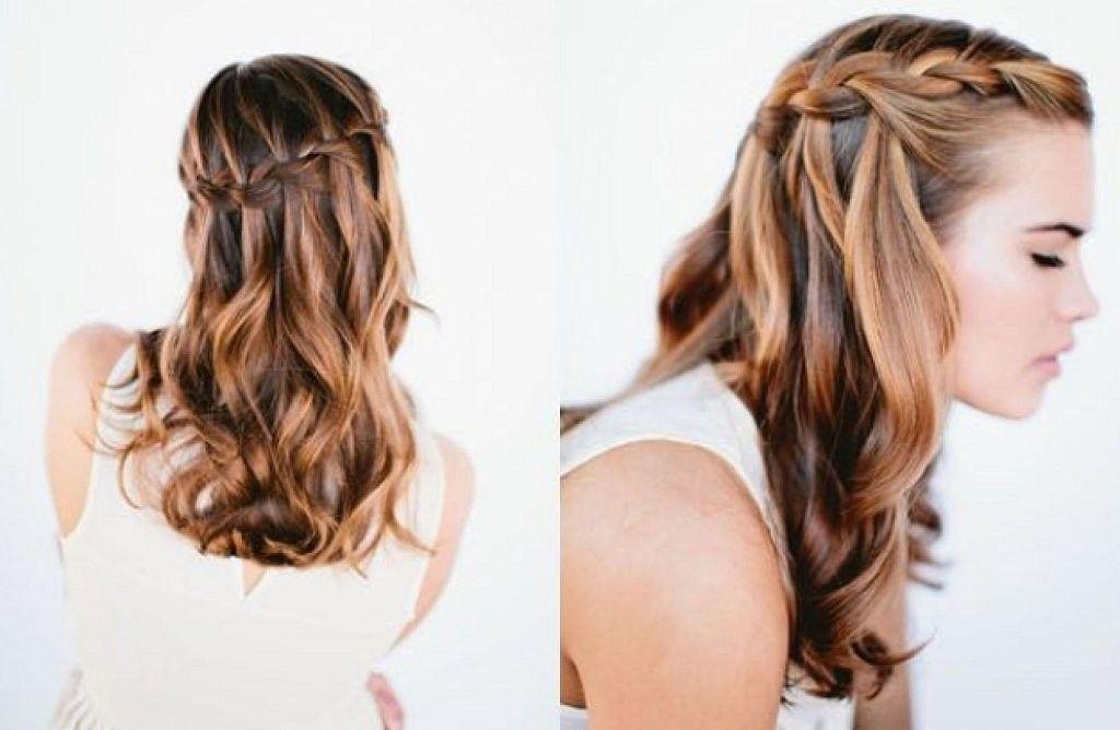 Peinados Faciles De Hacer Paso A Paso Para Adolescentes Peinados Con Trenzas Peinados Faciles Pelo Corto Peinados