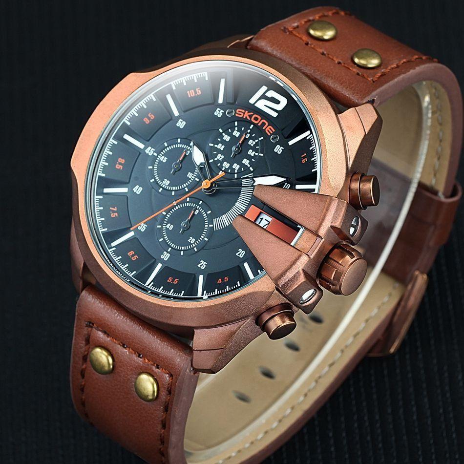 170a77443ce Relógio Skone Army Funcional - Dali Relógios