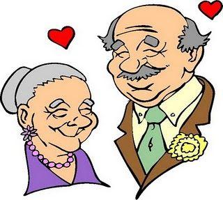 Dibujos de abuelos para colorear - Imagui