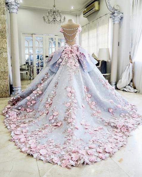 tullediaries princess wedding dresses mak tumang theres