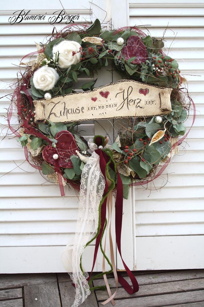 """Photo of Door wreath """"Potter Love"""""""