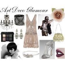 art deco beaded jewelry - Google Search