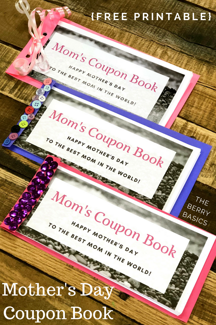 mommy coupon book