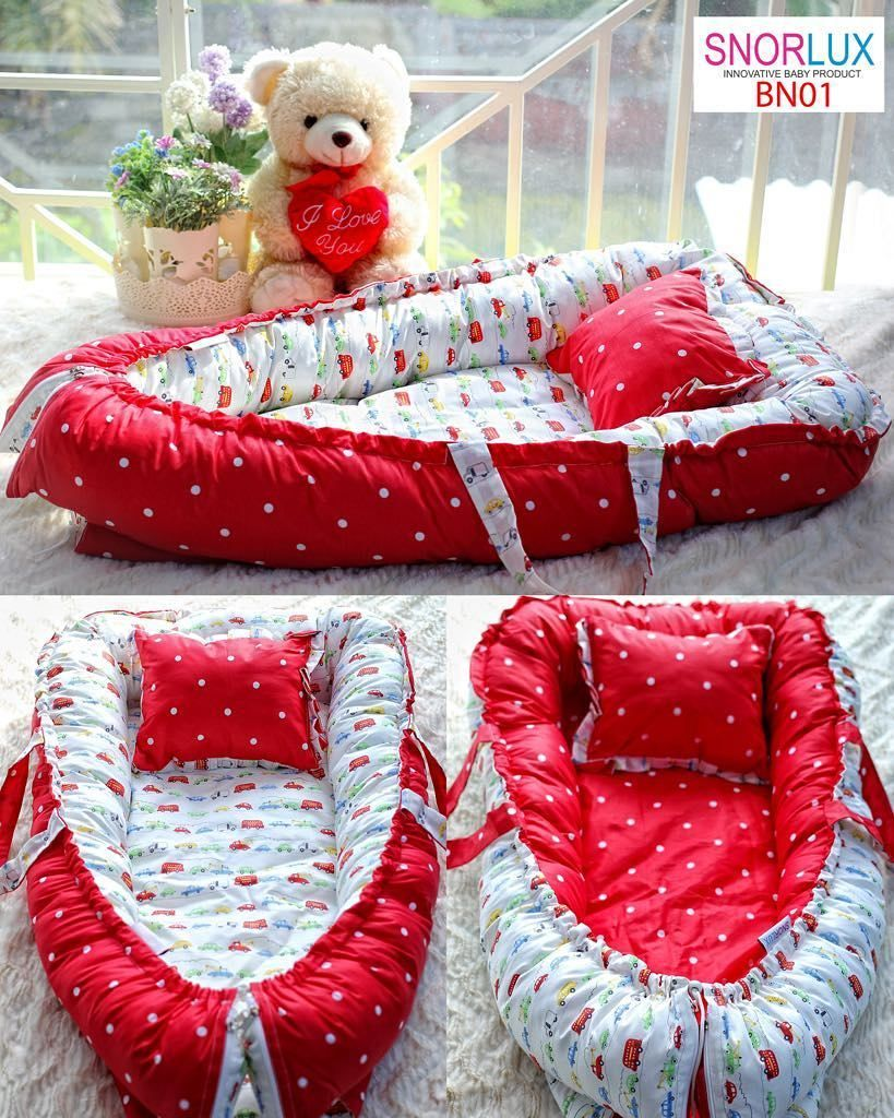 Tempat Tidur Bayi Lucu