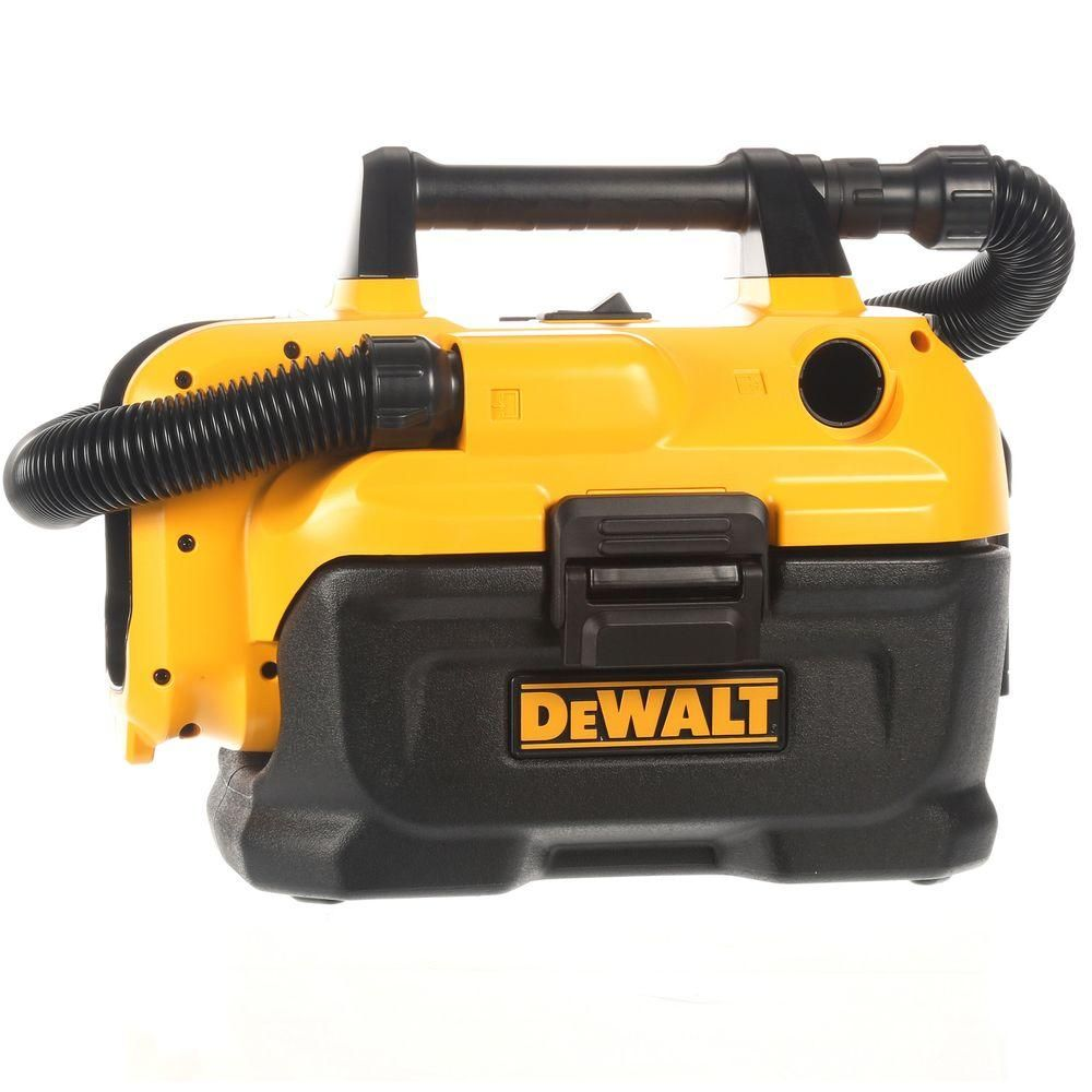 Dewalt 2 gal max cordless wetdry vacuum without battery