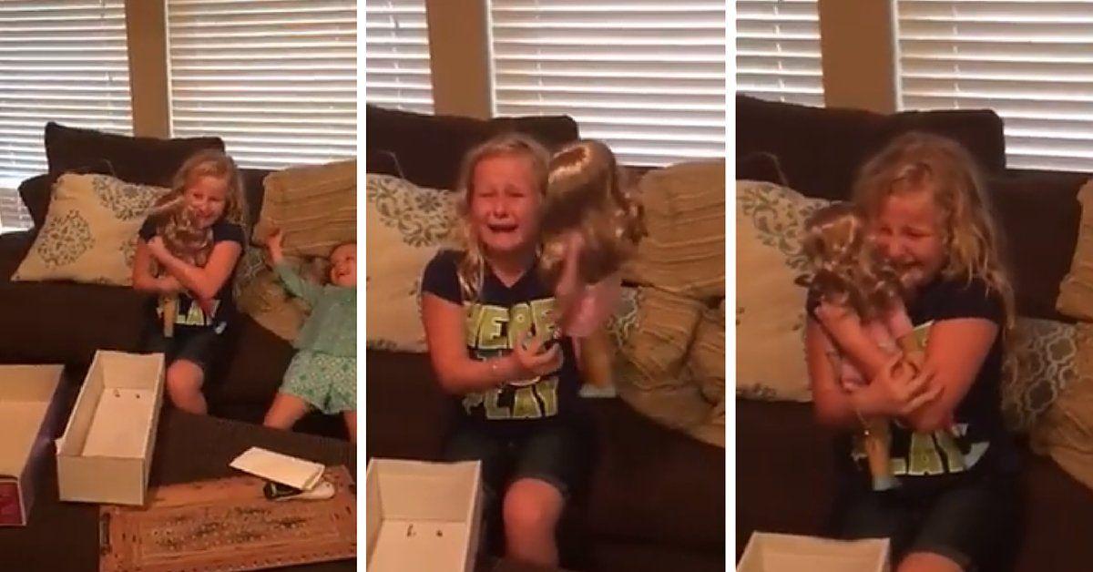 No podrás aguantar la emoción al conocer la historia de Emma y el mejor regalo de su vida >>  https://t.co/peVru7hP6E