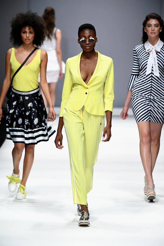 Berlin Fashion Week: Die Trends für FrühjahrSommer 2019