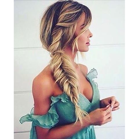 Braid goals :heart_eyes: Click link in bio to our Beauty Pinterest board! #shoplocal #happytuesday #positive #hairinspo