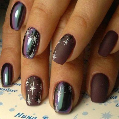 100 perfect winter nails for the holiday season  nails