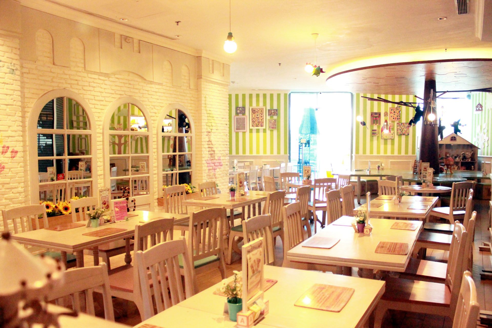 Nannys Pavillon  Playroom Kota Kasablanka, Ug Floor #Nannyspavillon #