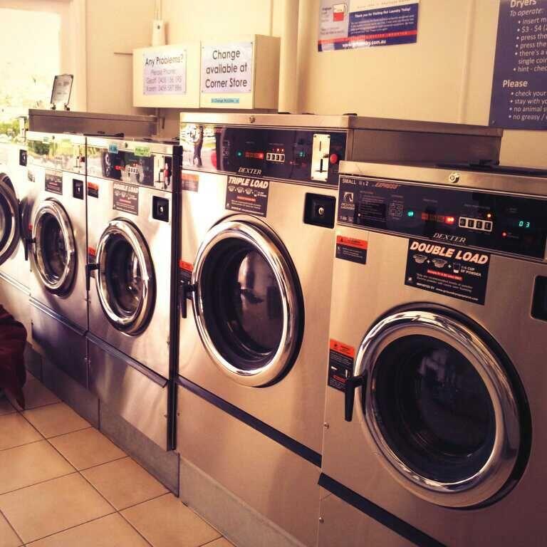 Indooroopilly Laundromat Con Imagenes