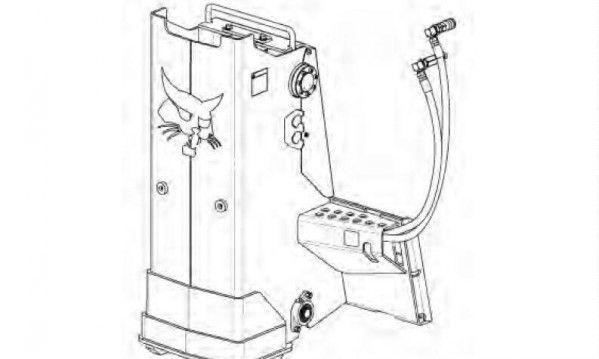 Bobcat Drop Hammer Service Repair Manual S/N 005800101 And