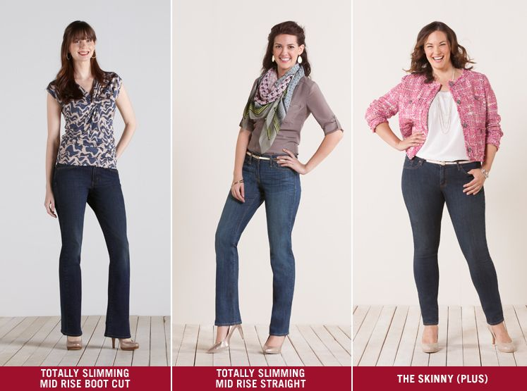 Signature by Levi Strauss & Co.™ -  Multiple styles for women!