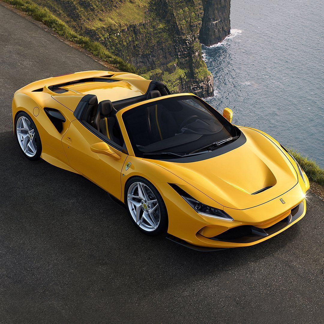 Errari F8 Spider: Top Sports Cars, Super Cars, Ferrari