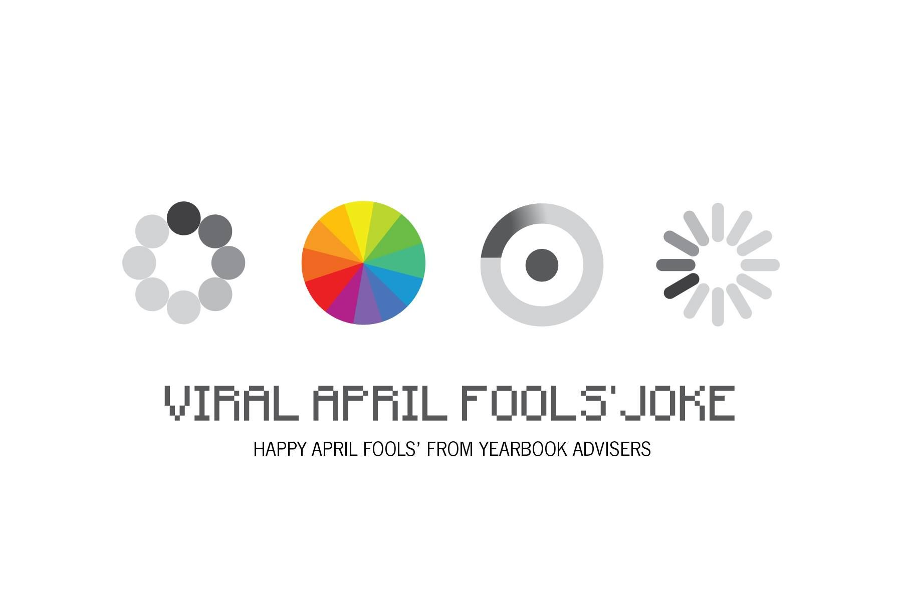 We hope your computer doesn't play any tricks on you ‪#‎aprilfools‬ ‪#‎joke‬ ‪#‎technology‬ ‪#‎design‬ ‪#‎yearbook‬