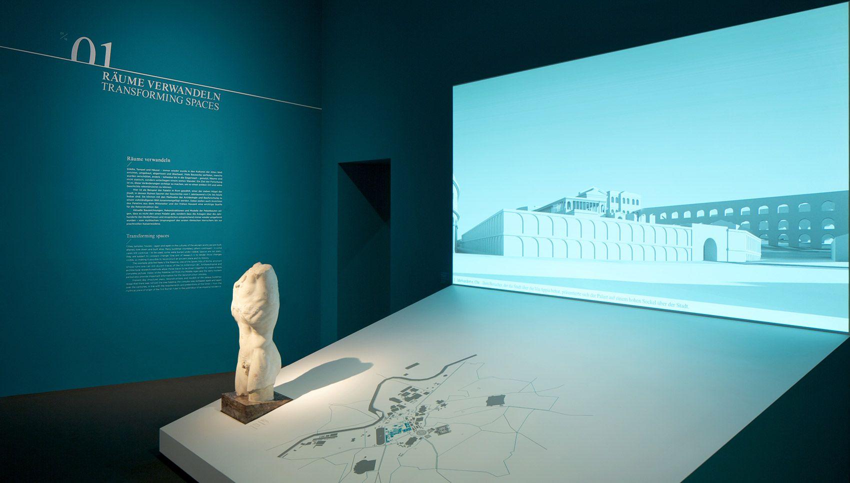 Jenseits Des Horizonts Ausstellungsdesign Pergamonmuseum Berlin Interaktive Ausstellung Ausstellungsdesign Ausstellung