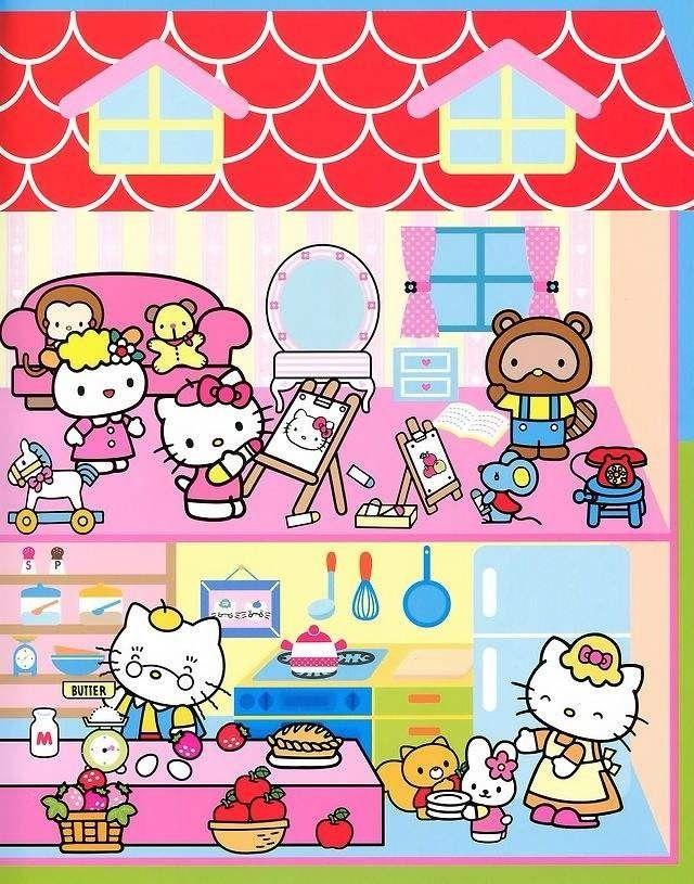 Pin By Kristi Mari On Sanrio Hello Kitty Hello Kitty Wallpaper Hello Kitty My Melody Sanrio Hello Kitty
