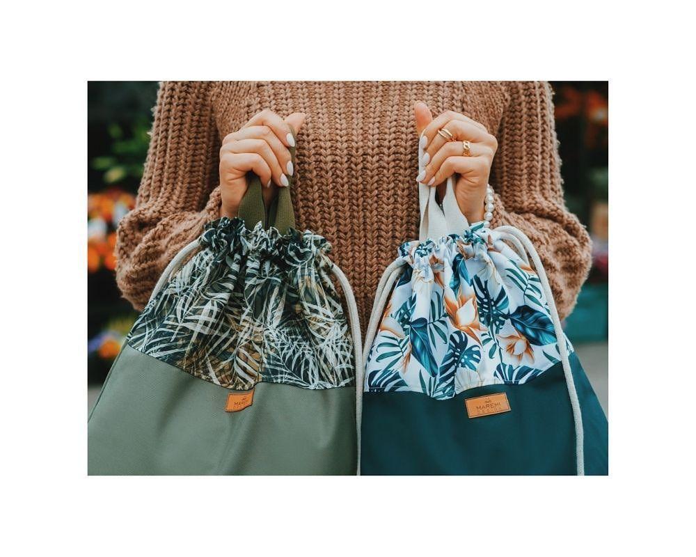 Plecaki Worki Damskie On Instagram W Maremi Jesienne Liscie To Nie Tylko Te Zlotobrazowe Spadajace Z Drzew Ukladajace Sie Bucket Bag Bags Fashion