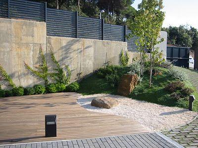 Paisajismo dise o de jardines jardinitis jard n moderno for Paisajismo patios