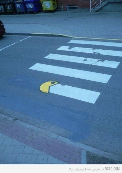 Pacman Street