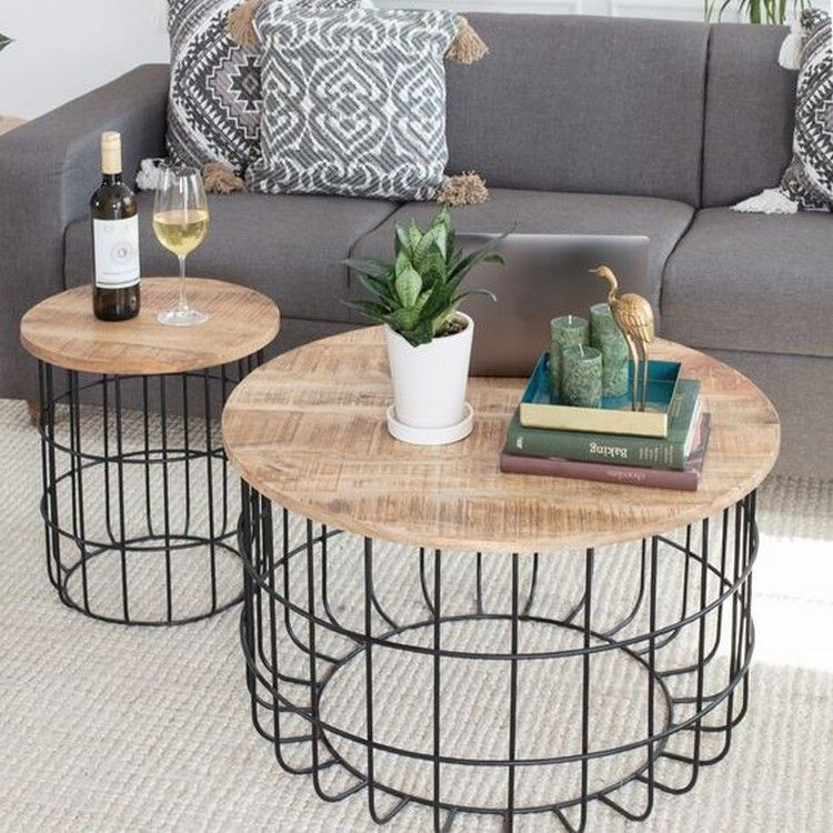 Ultimate Ideas List Of Bohemian Furniture With Images Modern Farmhouse Coffee Table Coffee Table Decor