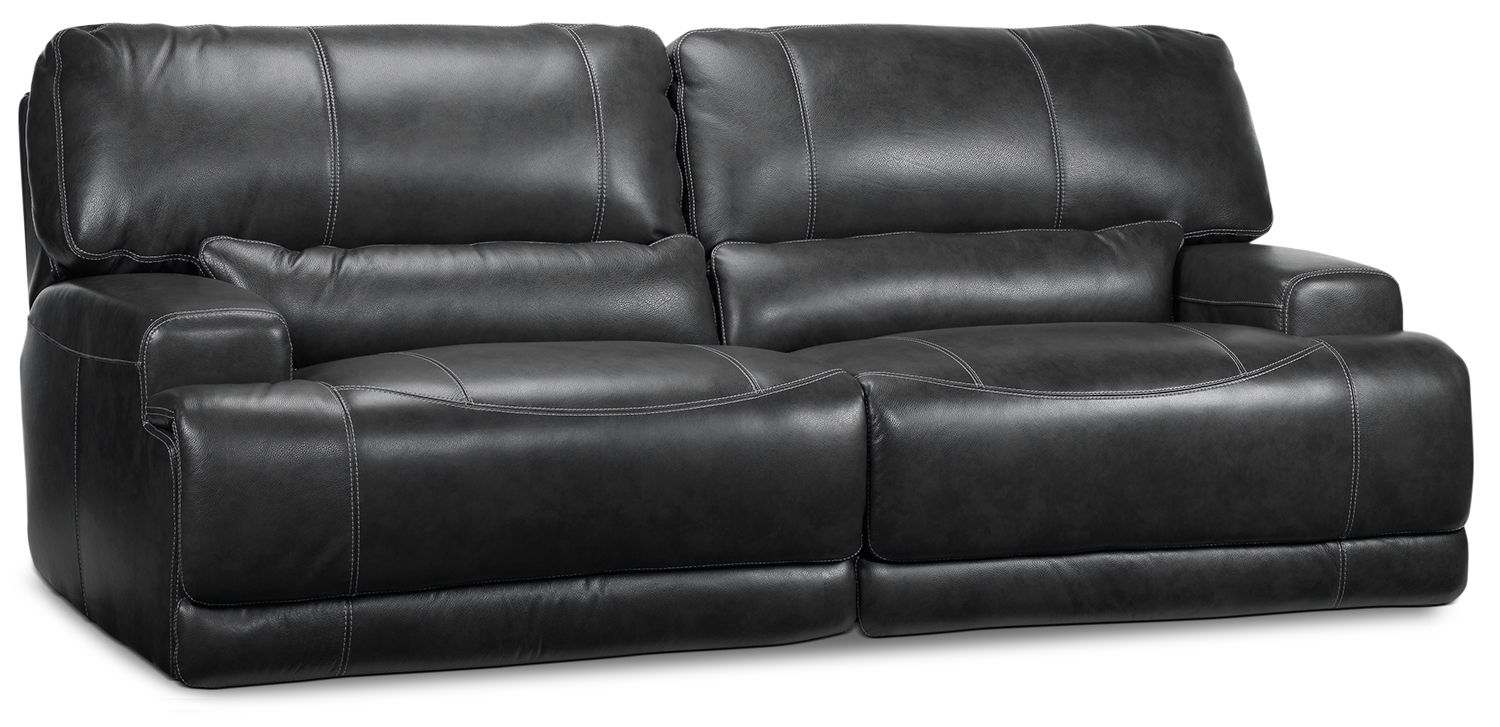 Living Room Furniture Dearborn Power Reclining Sofa