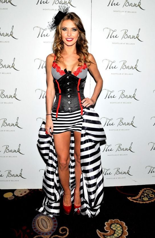 audrina patridge celebrities in hot halloween costumes - Halloween Costume Celebrities
