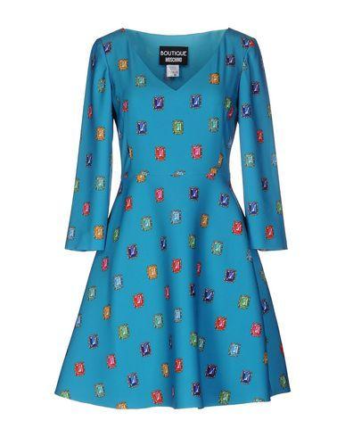 BOUTIQUE MOSCHINO Short Dress. #boutiquemoschino #cloth #dress #top #skirt #pant…
