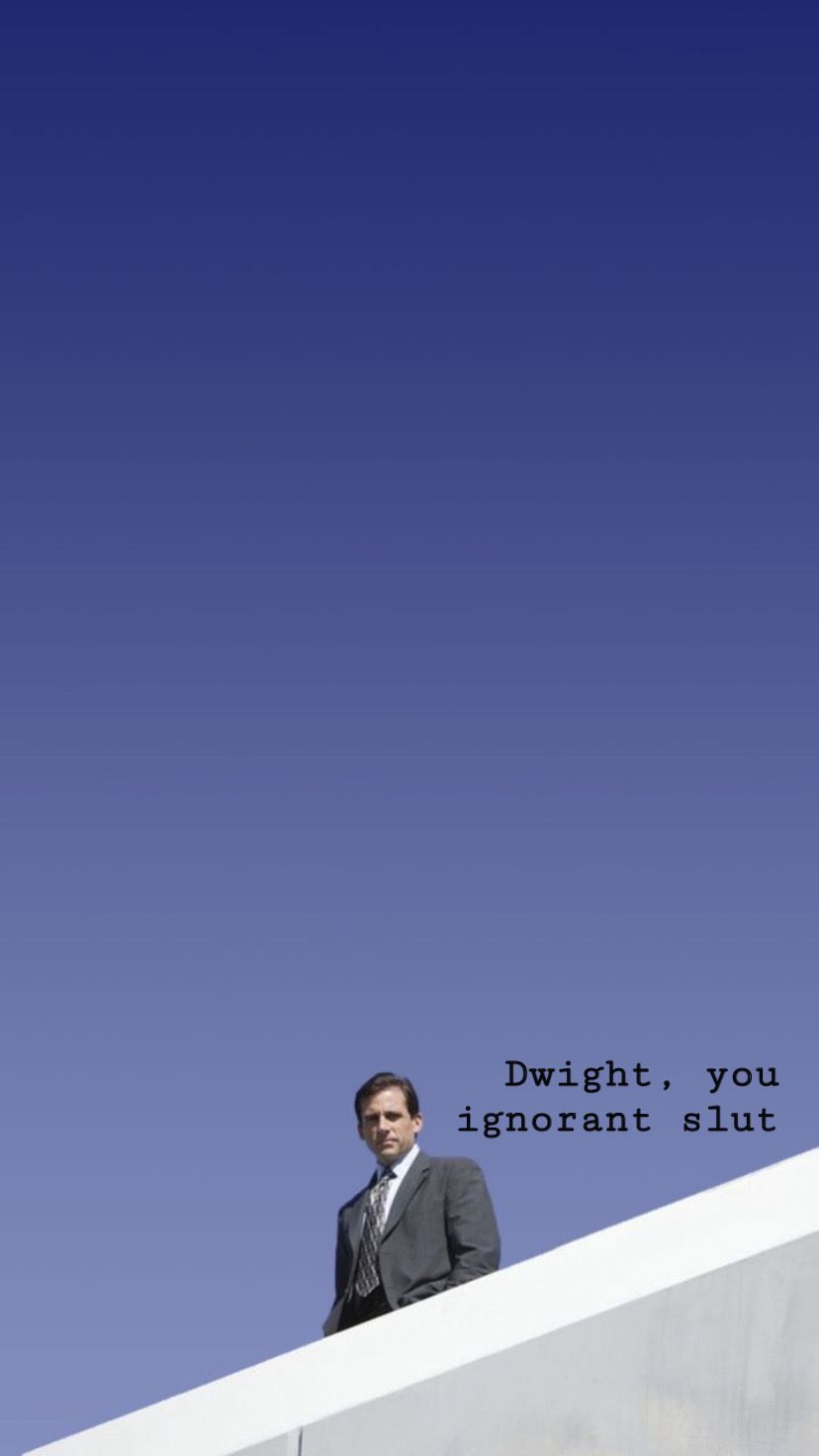 The Office Wallpaper Funny : office, wallpaper, funny, Office, Wallpaper, Michael, Scott, Quotes,, Wallpaper,